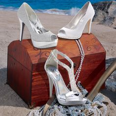 Bridal Shoe Advertisements