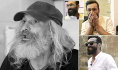 Jose Antonio walked into the salon with grey unkempt hair and a straggly dirty beard which bore the ravages of 25 years on the streets - and came out looking like a stylish man-about-town.