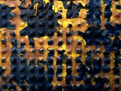 Anachropsy - photography: rust & black