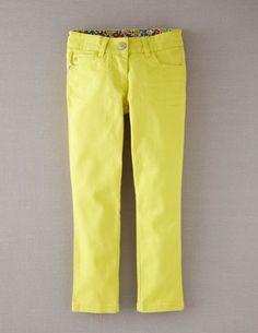 Twill Slim Fit Jeans