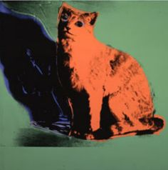 By Andy Warhol (1928-1987), 1976, Cat. ⛰ More At FOSTERGINGER @ Pinterest