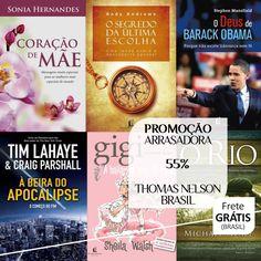 PROMOÇÃO 55% | Thomas Nelson Brasil - Lista Completa de A à Z