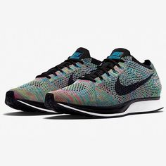 watch 5c4e3 a2a2e Idée et inspiration Sneakers Nike Image Description Nike Flyknit Racer   multicolour
