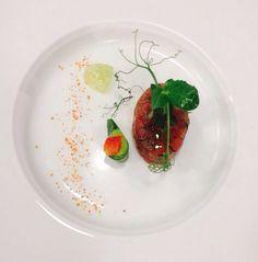 Food by Chef Egidio Iadonisi of The Swiss Diamond Hotel, Lugano Lugano, Food Presentation, Panna Cotta, Diamond, Ethnic Recipes, Kitchen, Baking Center, Cooking