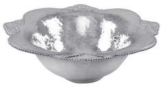 Mariposa Sueno Bordered Serving Bowl
