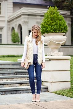 my favorite jeans // dressed up