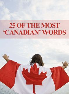 Think you know your Canadian slang? Read on to discover the words and phrases that make us true Canucks. Canadian Facts, Canadian Culture, Canadian Things, I Am Canadian, Canadian Travel, Canadian History, Canadian Food, Canadian Humour, Frases