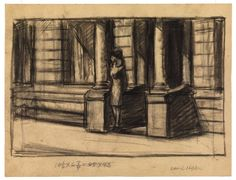 Hopper Drawing May 23–Oct 6, 2013 @ The Whitney