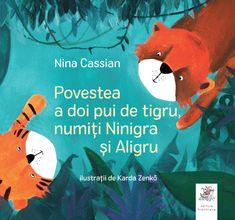 Nina Cassian/Povestea a doi pui de tigru Artist, Poster, Fictional Characters, Literatura, Artists, Fantasy Characters, Posters, Movie Posters, Amen