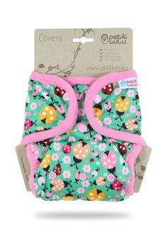 Ladybirds – One Size Cover (Snaps) Cover, Fashion, Moda, Fashion Styles, Fashion Illustrations