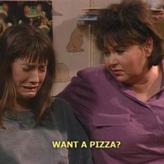 "veganfeministsoup: "" direwitch: "" jetgreguar: "" redgaloshesforfeet: "" Roseanne is an amazing show. "" real talk roseanne is one of my favorite fucking shows ever "" roseanne shows us how to be tender. Roseanne Tv Show, Roseanne Barr, Roseanne Quotes, Pizza Steve, Look Here, Salt Lake City, Mom And Dad, Favorite Tv Shows, Favorite Quotes"