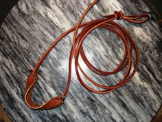 How to make a rock sling