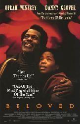 Danny Glover movie posters | Beloved movie poster [Oprah Winfrey & Danny Glover]