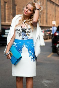Street Style Chronicles: Milan Fashion Week Spring 2013