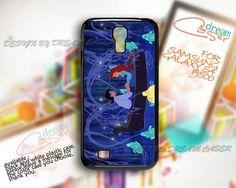 Ariel Love Eric - Print On Hard Case Samsung Galaxy S4 i9500