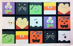 My Halloween bulletin board!! :-)