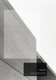 Portfolio Nemo Liu 2013 Master of Architecture, the University of Kansas, University of Queensland, ENSA Paris Val de Seine Portfolio Design, Mise En Page Portfolio, Portfolio Covers, Portfolio Layout, Portfolio Ideas, Makeup Portfolio, Web Design, Book Design, Cover Design