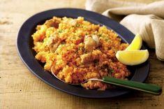 炊飯器をとことん使い倒す!おすすめレシピ6選(FUNQ) - Yahoo!ニュース Risotto, Macaroni And Cheese, Curry, Rice, Cooking, Ethnic Recipes, Food, Kitchen, Mac And Cheese