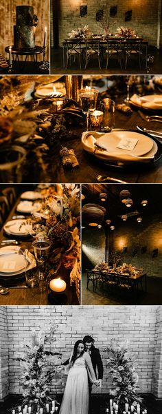 Indoor wedding venues seattle, celestial theme, textures, unique table settings, dark and moody, smudge bundles wedding favors, WithinSodo wedding photographer, Seattle elopement photogrpaher, micro wedding venues Seattle Wedding Venues, Indoor Wedding, Wedding Favors, Wedding Styles, Table Settings, Romantic, Celestial, Future, Dark