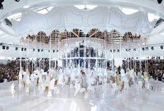 Carousel at Louis Vuitton S/S 2012