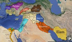 Israel and its pals (10th century BC) (10th Century Bc, 10th Century, Asia, Israel)