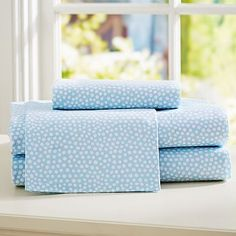 And the winner is...Mini Dot Sheet Set #pbteen!  Sophisticated fun!