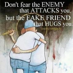 Fake Friend.