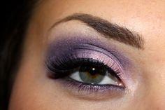 purple #makeup