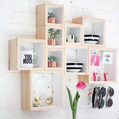 MY DIY | Out-the-door Box Storage | I SPY DIY