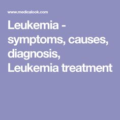 leukemia cancer and acute lymphoblastic leuk Our research is focused on acute lymphoblastic leukemia (all) disease,   leukaemia (cll), or in solid cancers such as melanoma and breast cancer,  could.
