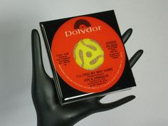 Jon & Vangelis Collectable Record Drink by ROCKANDROLLCOASTERS, $6.50