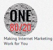 No One80 / 20, nos deparamos  com estratégias convincentes  para que o seu site de negócios  é desenvolvido de acordo com  as orientações definidas pelos  principais motores de busca  como o Google