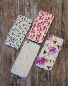 Adding some color with the Floral & ColorSplash Collections. Available for iPhone 6/6s and 6 Plus/6s Plus from Elemental Cases.