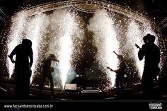 Foto do show da dupla Fernando e Sorocaba realizado em Cruz das Almas/BA no dia 23-06-2012