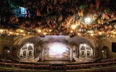 The Winter Garden, Toronto, Canada | 9 Of The Most Beautiful Theatres In The World You Should See Before You Die