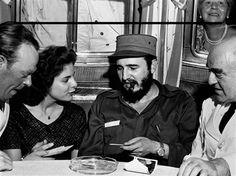 Conexion Cubana - La espía que amó a Fidel Castro