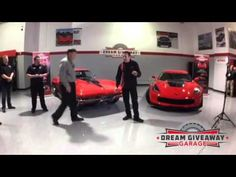 Full Award Presentation of 2015 Corvette Dream Giveaway
