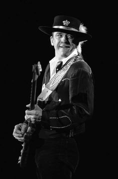 Stevie Ray Vaughan: It's my turn to solo right... Hey it's ALWAYS my turn to solo!