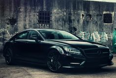 CLS 63 AMG...