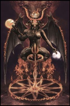 Ange Demon, Demon Art, Dark Fantasy Art, Dark Art, Imagenes Dark, Satanic Art, Satanic Cross, Giger Art, Bloodborne Art