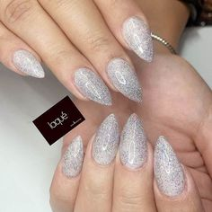 Best Designs for Short Stiletto Nails That Will Catch Your Eye ★ See more: https://naildesignsjournal.com/short-stiletto-nails-designs/ #nails