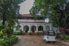 Echoing times gone by, this beautiful heritage home is a great base while discovering #Jaffna. Price is for a double room and there are several rooms available. #SriLanka