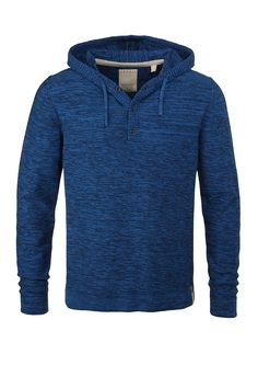 Baumwollstrick-Hoodie CASUAL - Esprit Online-Shop