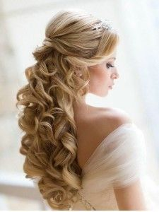 2016 Curly Wedding Hairstyles Wedding Updos for Medium Hair
