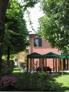 Garden of Bed And breakfast Al Giardino Venice Italy!