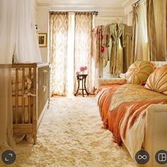 Lily Graces bodouir by Sera of London. Babies rooms should inspire Photo Michael Paul Pearl Lowe, Shabby Chic Homes, Bedroom Inspo, Sweet Home, Vintage Bohemian, Boho, Living Room, Interior Design, Babies Rooms