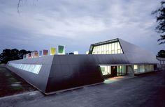 School  Educational  Lycée de Jolimont  Laurens  Loustau Architectes