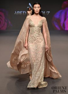 Abed Mahfouz – 38 photos - the complete collection Haute Couture Gowns, Couture Fashion, Runway Fashion, Abed Mahfouz, Fantasy Gowns, Arab Fashion, Contemporary Fashion, Beautiful Gowns, Lovely Dresses