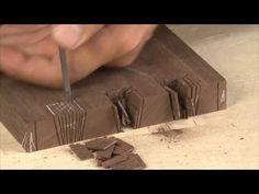짜맞춤 가구의 기초_주먹장04(korea wood joinery furniture) - YouTube