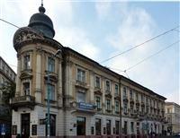 Bývalý hotel Krym. 19. storočie. Šafárikovo námestie. Bratislava, Louvre, Building, Places, Travel, Buildings, Viajes, Traveling, Tourism